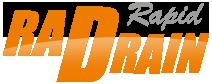 Rapid Rad Drain Logo